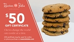 Reason To Bake - Gift Certificate -$50
